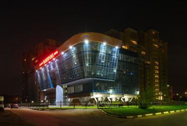 Фасады ДЦ «Панорама»